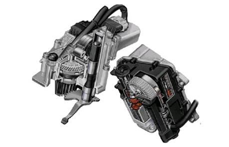 结构简单的固定轴式手动变速器上实现自动化